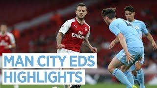 7 GOAL THRILLER | Arsenal U23s 4-3 Man City EDS | Highlights