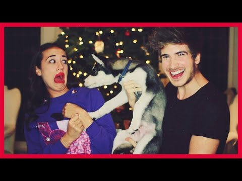 SURPRISING MY GIRLFRIEND ON CHRISTMAS! With - MirandaSings from YouTube · Duration:  9 minutes 15 seconds