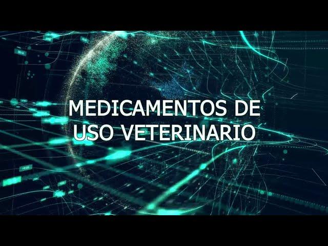 Uso correcto de medicamentos veterinarios