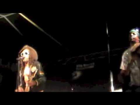 Tony Strat Inro Medley  P-Funk Mob Highland Park Music Fest 2012