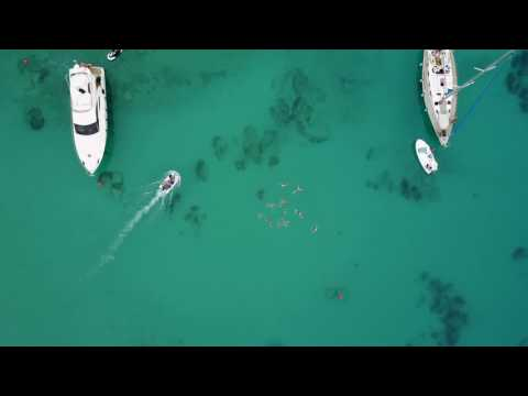 Beautiful Hvar, Croatia in 4k Drone footage (May 2017)