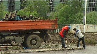Symbolträchtige Barrikaden im Kosovo entfernt