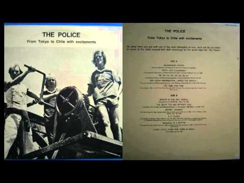 The Police - From Tokyo to Chile with excitements (1974-1982)