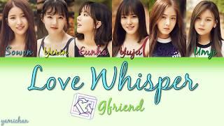 GFriend - Love Whisper Instrumental Karaoke