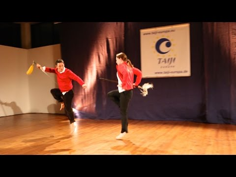 Push Hands Meeting Hannover 2015
