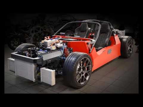 Ariel Hypercar Revealed Hp Hybrid Youtube