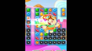Candy Crush Jelly Saga Level 144 - NO BOOSTERS