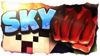 Die Faust Gottes! | 21 | MINECRAFT SKY