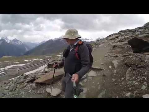 Gornergrat to Zermatt Hike, Switzerland