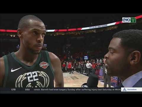 Khris Middleton: This was a huge win