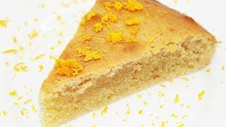 Манник Апельсиновый / Vegan Orange Pie Recipe