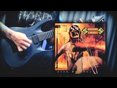 "Machine Head ""DAVIDIAN"" Guitar Cover - Peavey 5150 & EMG81"