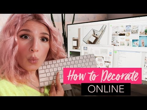 The Complete Guide to Decorating Your Room | Alisha Marie Online Shopping Vlog | Mr. Kate