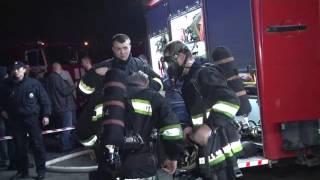 Пожар в ночном клубе Львова