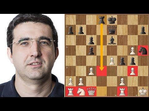The Berlin Immortal | Aronian vs Big Vlad | Candidates Tournament 2018.