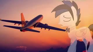 пони клип   не вернётся самолёт спасибо за 11 подписщеков