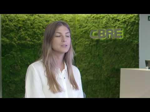 Nuevas oficinas de CBRE Barcelona