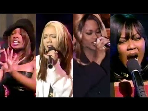 She Sangs: Xscape's Best Live Vocals (Tiny, Kandi, Tamika, and Latocha Scott)