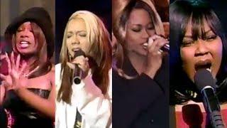 She Sangs: Xscape's Best Live Vocals (Tiny, Kandi, Tamika, and Latocha Scott)