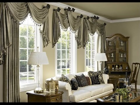 Window curtains and drapes ideas that would best suit your needs