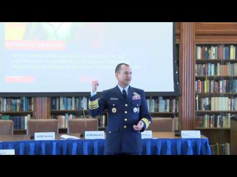 EMC Chair 2016 | Vice Adm. Charles Michel: Maritime Strategy and 21st Century Seapower