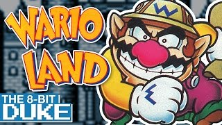 Wario Land: Super Mario Land 3 - The 8-Bit Duke