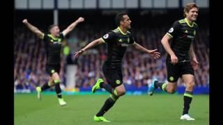 Pedro 'Everton goal my best for Chelsea'