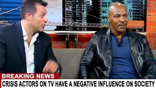 Mike Tyson DESTROYS Reporter On Live Television!