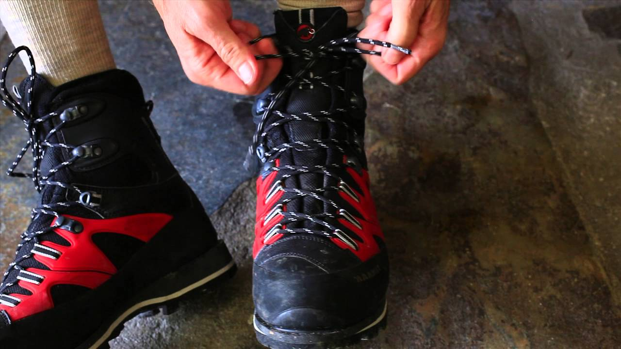 Mountain Logic Boot Fit Tips with Peter Whittaker