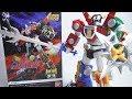 スーパーミニプラ 百獣王ゴライオン 全5種 開封 組立 Super Mini-pla VOLTRON GOLIO…