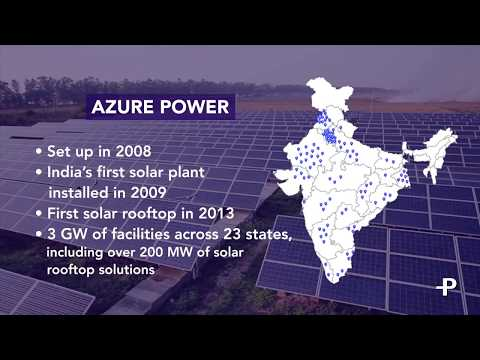 Clean and affordable solar energy in India, with Azure Power