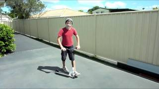 How to Tailwhip on a scooter