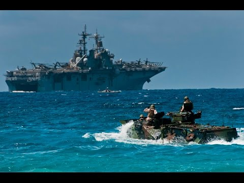 amphibious assault ships US military latest models in service boosts American Land force attack