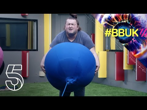 Day 34: THE BIG TEASE: Stress Ball | Big Brother 2018