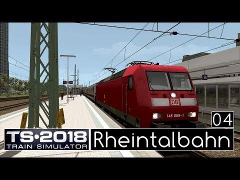 REGIONALZUG NACH MANNHEIM (BR 145) - Train Simulator | HMS