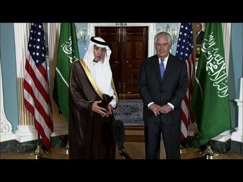 Saudi FM insists Qatar not under 'blockade'