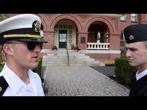 Maine Maritime Academy: Bravo Company MUG Movie 2016
