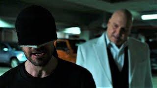 Сорвиголова 3x03 - Сорвиголова против агентов ФБР. Драка на парковке