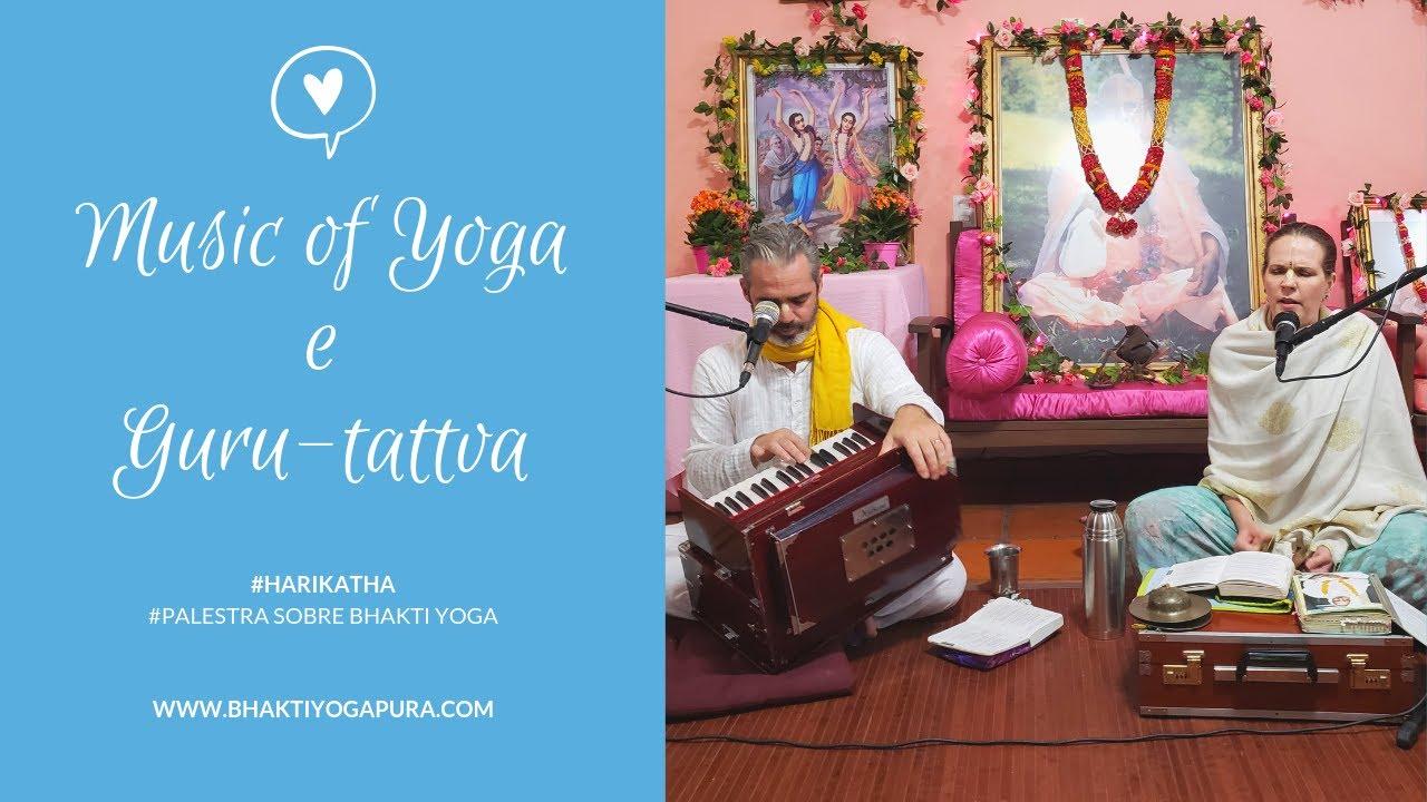 Download Bhakti Yoga: Guru-tattva - De Quem devemos receber Siksha (instrução)?