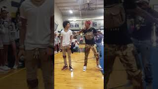 Ayo & Teo at Bay Springs Middle School
