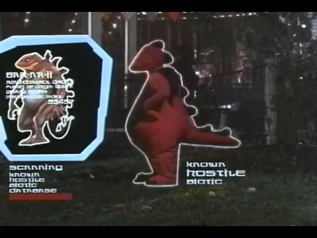 Star Kid Trailer 1997