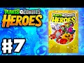 Plants vs. Zombies: Heroes - Gameplay Walkthrough Part 7 - Premium Packs! All Heroes! (iOS, Android)