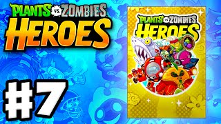 Plants vs. Zombies: Heroes - Gameplay Walkthrough Part 7 - Premium Packs! All Heroes! (iOS, Android)