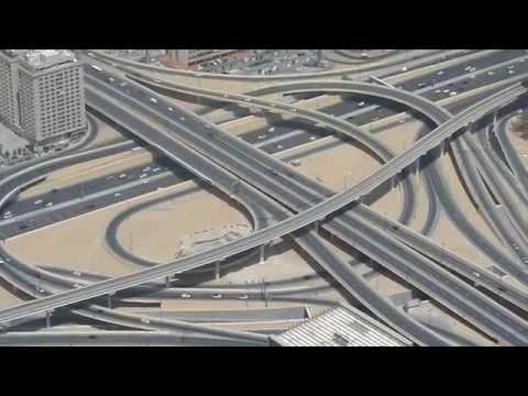Mini footage - Burj Khalifa & Dubai Fountain Show (Dubai, UAE)