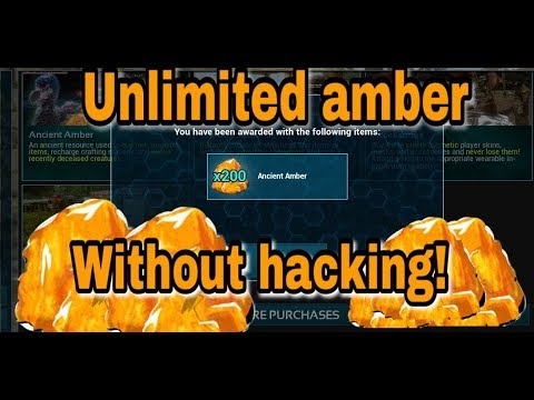 How To Get Unlimited Amber Without Hacking/jailbreak🤭