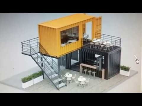 Loja Container HOUSE BOX by DJGummer