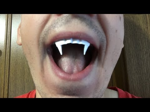 Origami Vampire | How to Make a Vampire Paper Teeth (Vampire Jaws) DIY - Easy Origami Step by Step
