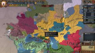 eu4 gold rush achievement golden horde before 1500