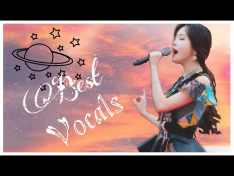 GFRIEND - Yuju: Best Vocals