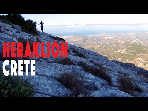 Travel Greece: Heraklion, Crete.